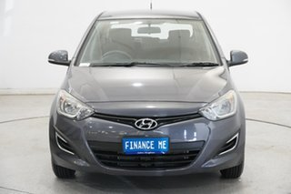 2014 Hyundai i20 PB MY14 Active Star Dust 4 Speed Automatic Hatchback.