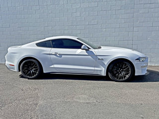 2019 Ford Mustang FN 2019MY GT White 10 Speed Sports Automatic Fastback.