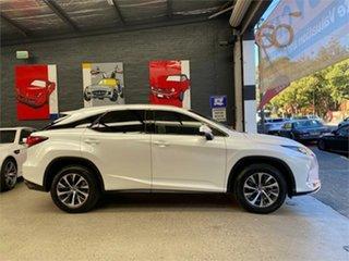 2020 Lexus RX AGL20R RX300 Luxury White Sports Automatic Wagon