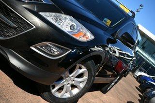 2012 Mazda CX-9 10 Upgrade Classic (FWD) Black 6 Speed Auto Activematic Wagon.