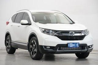2018 Honda CR-V RW MY18 VTi-S FWD White 1 Speed Constant Variable Wagon