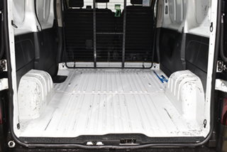 2016 Renault Trafic X82 66KW Low Roof SWB White 6 Speed Manual Van