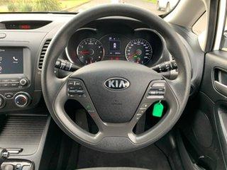 2017 Kia Cerato YD Sport White Sports Automatic Sedan