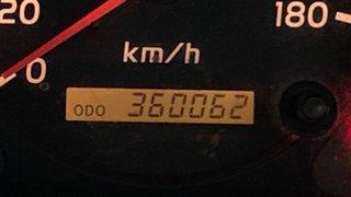 2000 Toyota Landcruiser Prado KZJ95R GXL Silver 4 Speed Automatic Wagon