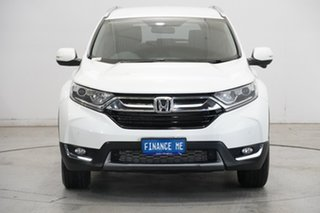 2018 Honda CR-V RW MY18 VTi-S FWD White 1 Speed Constant Variable Wagon.