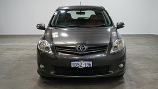 2011 Toyota Corolla ZRE152R MY11 Levin SX Grey 4 Speed Automatic Hatchback