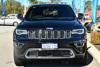 2017 Jeep Grand Cherokee WK MY18 Limited Black 8 Speed Sports Automatic Wagon