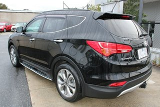 2014 Hyundai Santa Fe DM MY14 Highlander Black 6 Speed Sports Automatic Wagon