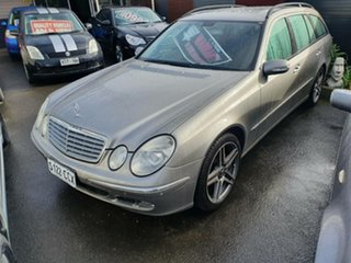 2005 Mercedes-Benz E-Class S211 MY06 E280 Elegance Gold 7 Speed Sports Automatic Wagon