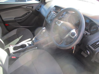 2012 Ford Focus LW Ambiente Black 6 Speed Automatic Hatchback