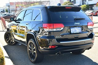 2017 Jeep Grand Cherokee WK MY18 Limited Black 8 Speed Sports Automatic Wagon.