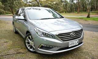 2015 Hyundai Sonata LF Premium Polished Metal 6 Speed Sports Automatic Sedan.