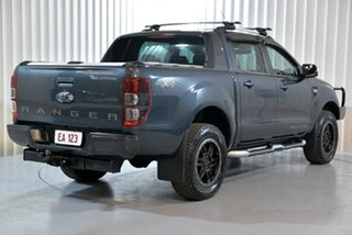 2014 Ford Ranger PX Wildtrak Double Cab Grey 6 Speed Sports Automatic Utility