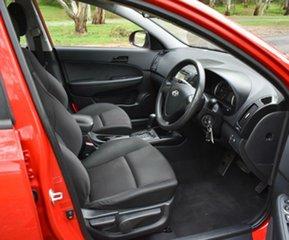 2010 Hyundai i30 FD MY10 SX cw Wagon Red 4 Speed Automatic Wagon
