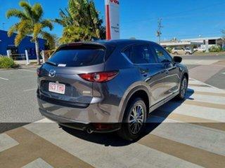 2018 Mazda CX-5 MY17.5 (KF Series 2) Maxx Sport (4x2) Grey 6 Speed Automatic Wagon