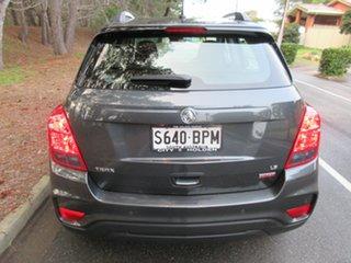 2017 Holden Trax TJ MY17 LS Grey 6 Speed Automatic Wagon