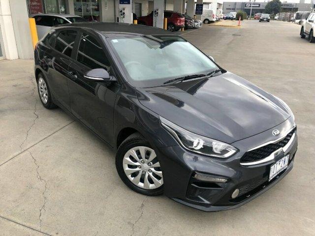 Used Kia Cerato BD MY19 S Ravenhall, 2019 Kia Cerato BD MY19 S Platinum Graphite 6 Speed Sports Automatic Sedan