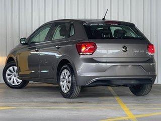 2021 Volkswagen Polo AW MY21 70TSI DSG Trendline Grey 7 Speed Sports Automatic Dual Clutch Hatchback.
