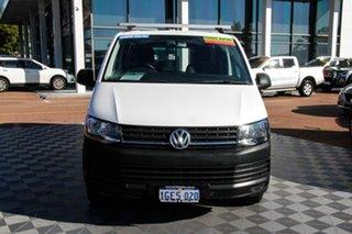 2016 Volkswagen Transporter T6 MY16 TDI340 LWB White 6 Speed Manual Van