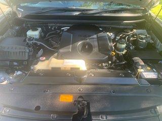 2017 Toyota Landcruiser Prado GDJ150R GXL Premium Silver 6 Speed Sports Automatic Wagon