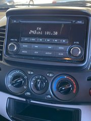 2014 Mitsubishi Triton MN MY15 GLX Double Cab 4x2 Red 4 Speed Sports Automatic Utility