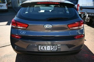 2018 Hyundai i30 PD2 Trophy Limited Edition Grey 6 Speed Auto Sequential Hatchback