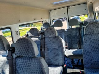 2012 Ford Transit VM MY12 Update 12 Seat White 6 Speed Manual Bus
