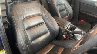 2010 Ford Falcon FG Upgrade G6E 50th Anniversary Blue 6 Speed Automatic Sedan