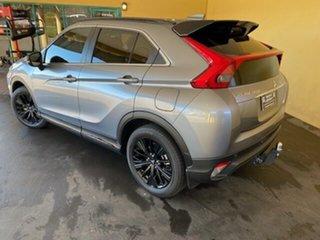 2020 Mitsubishi Eclipse Cross YA MY20 Black Edition (2WD) Grey Continuous Variable Wagon.