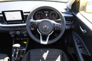 2021 Kia Stonic YB MY22 Sport FWD Mighty Yellow 6 Speed Automatic Wagon