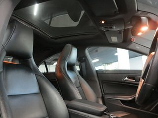 2013 Mercedes-Benz CLA-Class C117 CLA200 DCT Grey 7 Speed Sports Automatic Dual Clutch Coupe