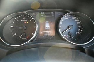 2014 Nissan Qashqai J11 TL Red Continuous Variable Wagon