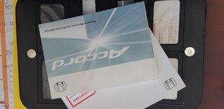 2012 Honda Accord 50 MY11 VTi Silver 5 Speed Automatic Sedan.