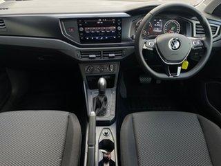 2021 Volkswagen Polo AW MY21 70TSI DSG Trendline Grey 7 Speed Sports Automatic Dual Clutch Hatchback