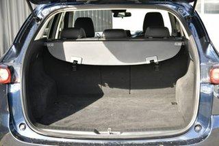 2018 Mazda CX-5 KF2W7A Maxx SKYACTIV-Drive FWD Blue 6 Speed Sports Automatic Wagon