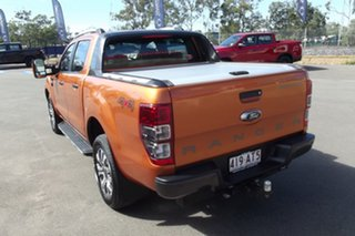 2015 Ford Ranger PX MkII Wildtrak Double Cab Gold 6 Speed Sports Automatic Utility