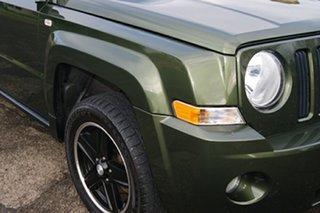 2007 Jeep Patriot MK Limited Green 6 Speed Manual Wagon.