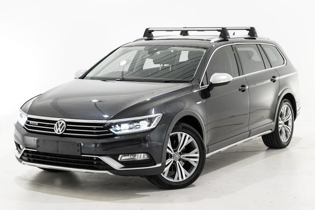 Used Volkswagen Passat 3C (B8) MY18 140TDI DSG 4MOTION Alltrack Berwick, 2018 Volkswagen Passat 3C (B8) MY18 140TDI DSG 4MOTION Alltrack Grey 6 Speed