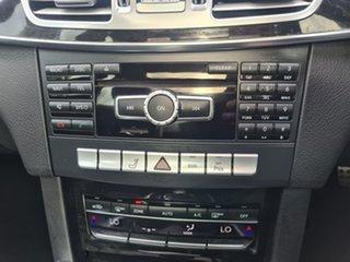 2013 Mercedes-Benz E-Class W212 MY12 E250 CDI BlueEFFICIENCY 7G-Tronic + Avantgarde Silver 7 Speed