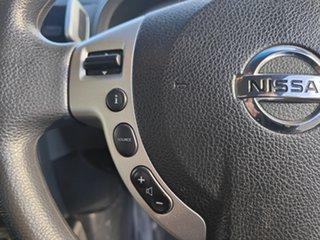 2009 Nissan X-Trail T31 TS White 6 Speed Manual Wagon