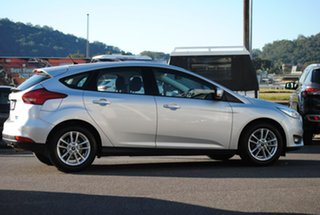 2016 Ford Focus LZ Trend Silver 6 Speed Manual Hatchback.