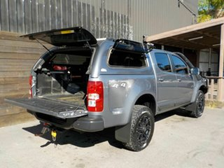 2016 Holden Colorado RG MY17 LS Pickup Crew Cab Grey 6 Speed Sports Automatic Utility