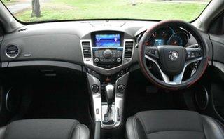 2014 Holden Cruze JH Series II MY14 SRi Grey 6 Speed Sports Automatic Sedan.