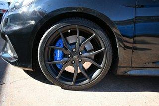 2017 Ford Focus LZ RS Black 6 Speed Manual Hatchback.