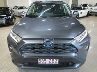 2019 Toyota RAV4 Axah52R GX 2WD Grey 6 Speed Constant Variable Wagon Hybrid.