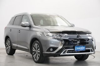 2019 Mitsubishi Outlander ZL MY20 LS 2WD Gray 6 Speed Constant Variable Wagon.
