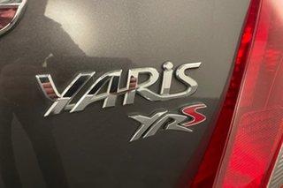 2012 Toyota Yaris NCP131R YRS Graphite 5 speed Manual Hatchback.