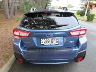 2017 Subaru XV G5X MY18 2.0i Lineartronic AWD Blue 7 Speed Constant Variable Wagon
