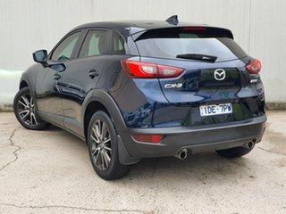2015 Mazda CX-3 DK2W7A sTouring SKYACTIV-Drive Blue 6 Speed Sports Automatic Wagon