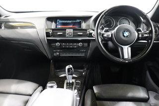 2015 BMW X3 F25 LCI MY0414 xDrive20d Steptronic Black 8 Speed Automatic Wagon